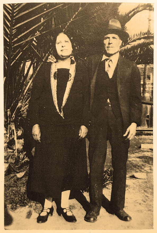 Candelaria and Mariano Vargas